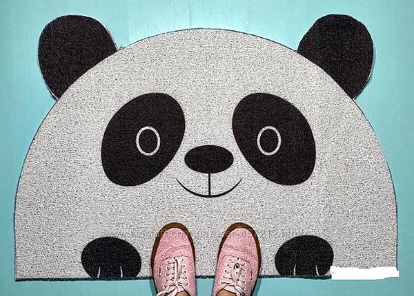 Придверный коврик Панда