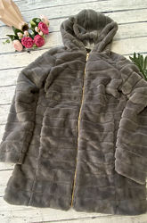 Шубка Lipsy куртка тедди