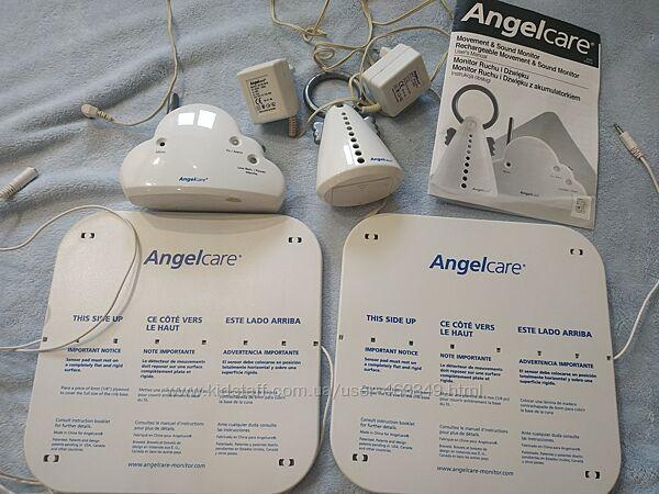 Радионяня Angel care с датчиком дыхания