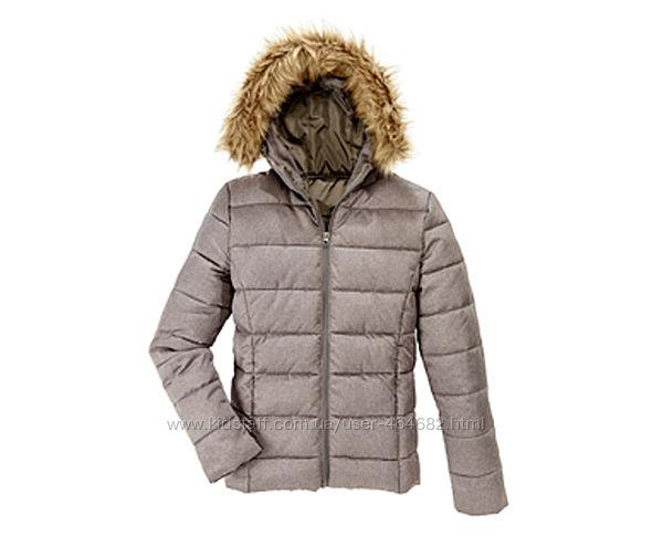 Сезонная распродажа Стильная стеганая куртка от Blue Motion