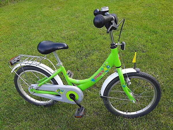 Велосипед Puky ZL 16-1 ALU kiwi