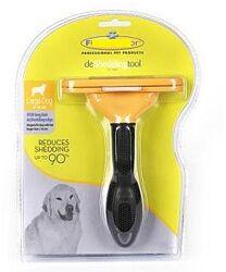 Фурминатор большой для длинношерстных собак размер - 10, 16 см