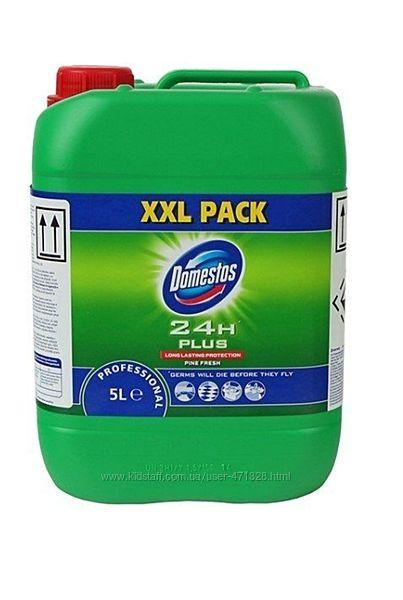 Средство для чистки унитаза Domestos -5 л.