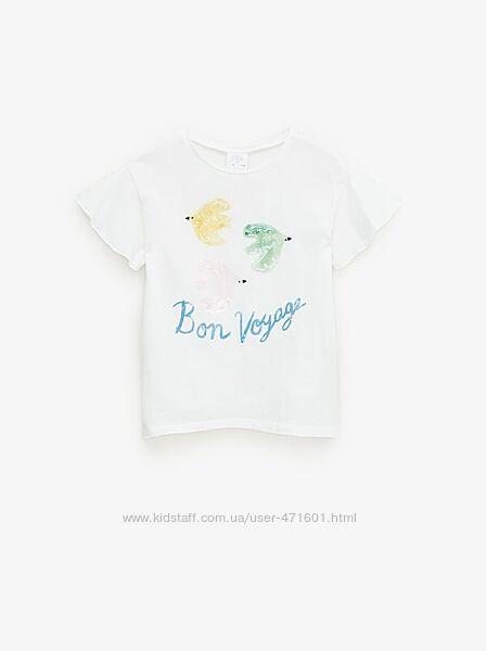Новая футболка от Зара