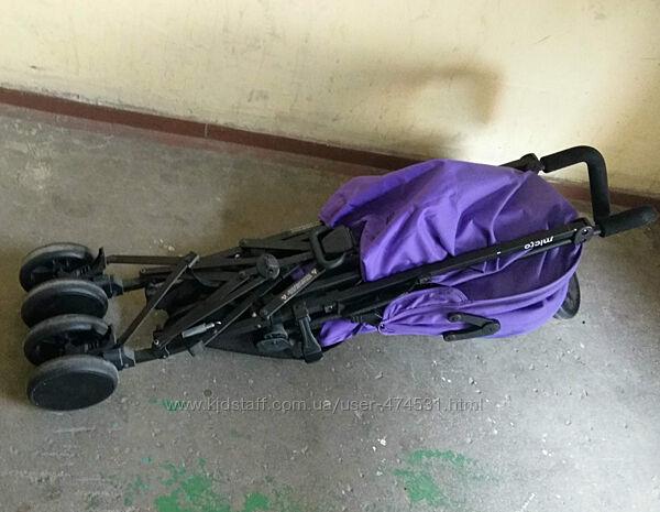 Детская коляска Silver Cross micro трость