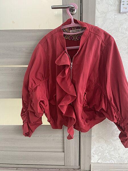 Стильная итальянская куртка Paolo Casalini
