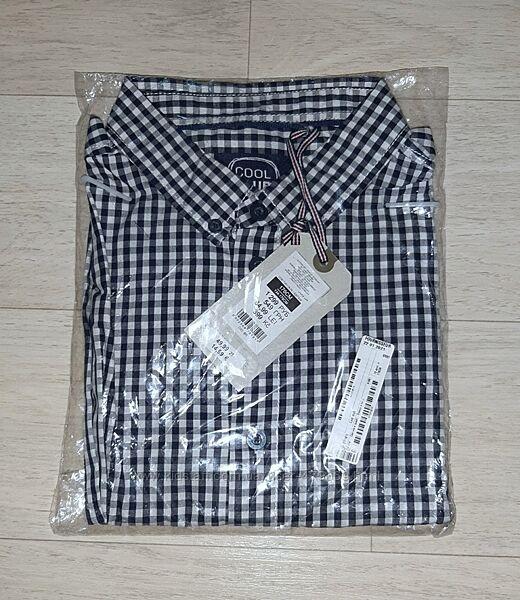 Котоновая рубашка Cool Club рост 176
