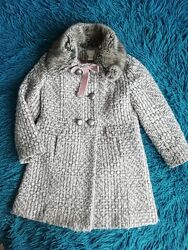 Пальто демиcезонное для девочки