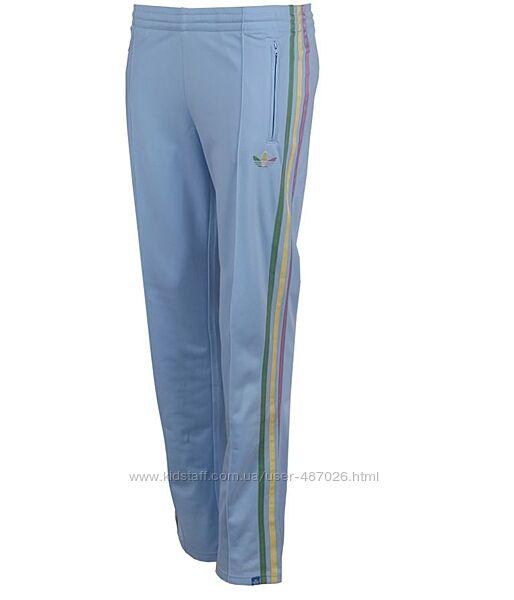 Стильные спортивные штаны Adidas eur-L размер наш 50, оригинал