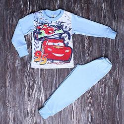 Пижамки мульт герои интерлок