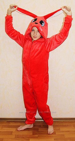 Пижама кигуруми для мальчиков и девочек