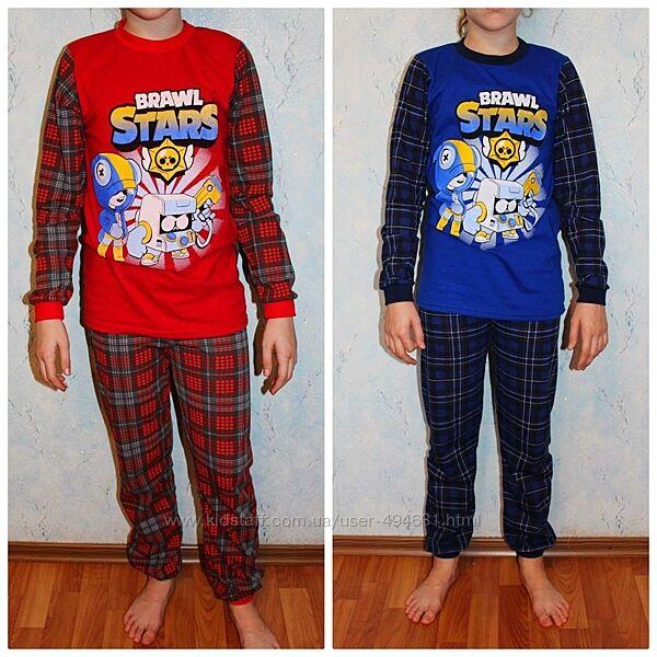 Пижама для мальчика хлопок