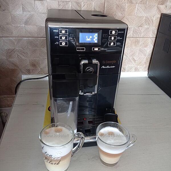 Кофемашина/кавомашина/кофеварка Saeco Pico Baristo