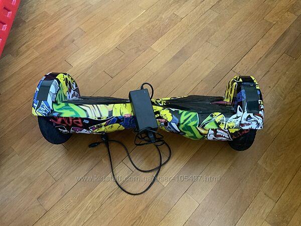 Продам гироборд Alfacore Smart Balance BM 8