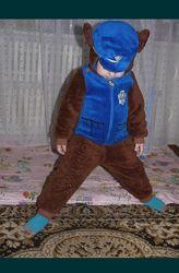 Махровый костюм Щенячий патруль