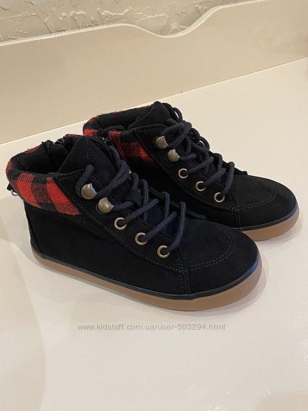 Хайтопы кроссовки ботинки gap geox 27р.