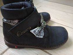 Деми ботинки ортопедические Cezara на девочку 32размер,22см стелька