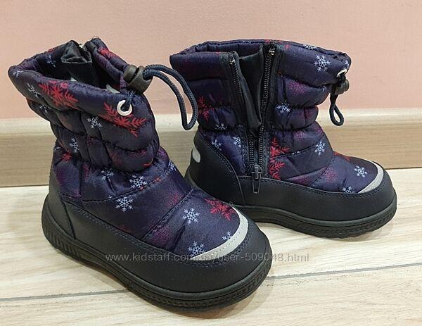 Зимнее ботинки для девочки
