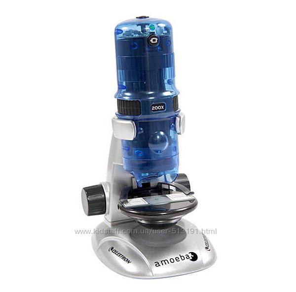 Цифровой микроскоп Celestron Amoeba