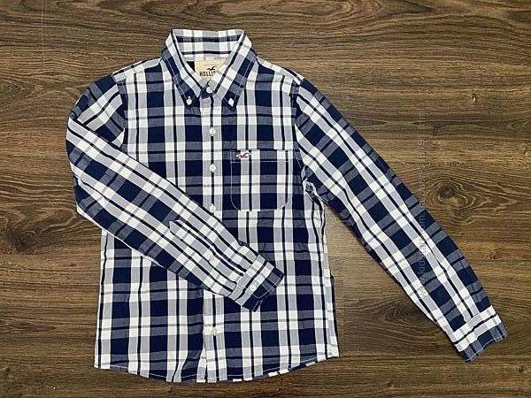 Рубашка Hollister, р. S, оригинал