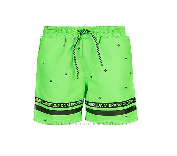 Очень крутые пляжные шорты RETOUR-denim-de-luxe, Нидерланды от 7 до 12 лет