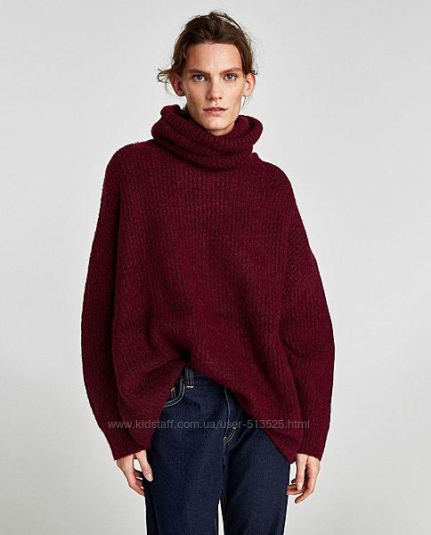 Свитер oversaize Zara