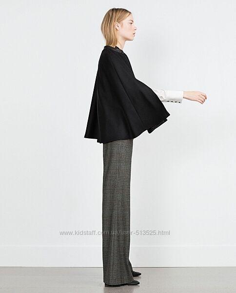 Пальто кейп Zara