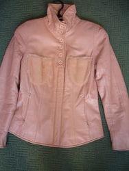 Куртка кожаная, р. хс - с.