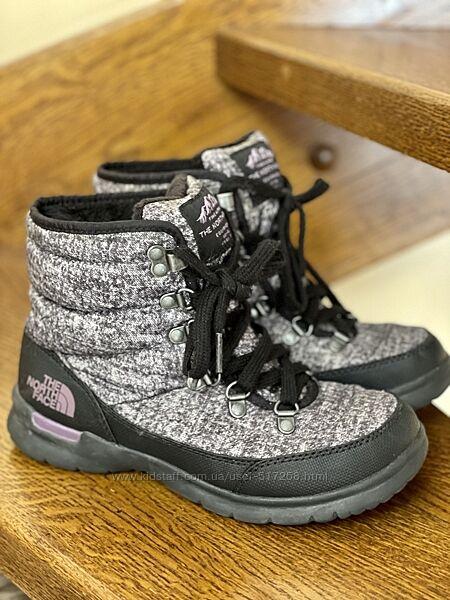 Зимние / деми ботинки на девочку W Thermoball Lace Ii от The North Face