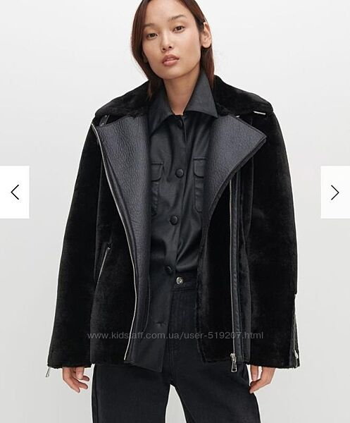 Куртка авиатор, дубленка, косуха