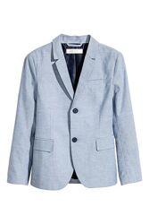 Пиджак cotton jacket H&M 11-12л