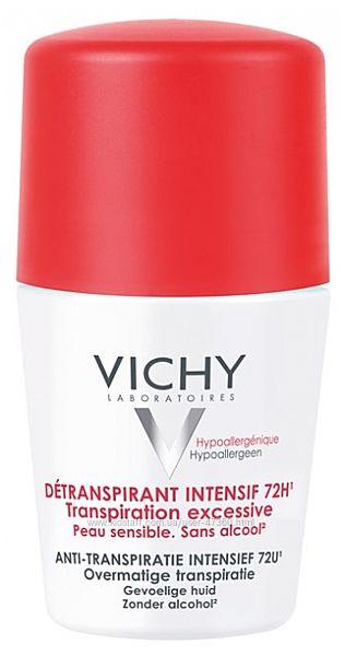 Vichy Intensive Detranspirant 72H