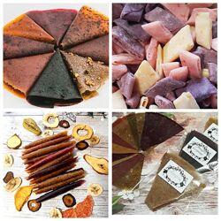 Полезные сладости пастила без сахара, цукаты, сухофрукты
