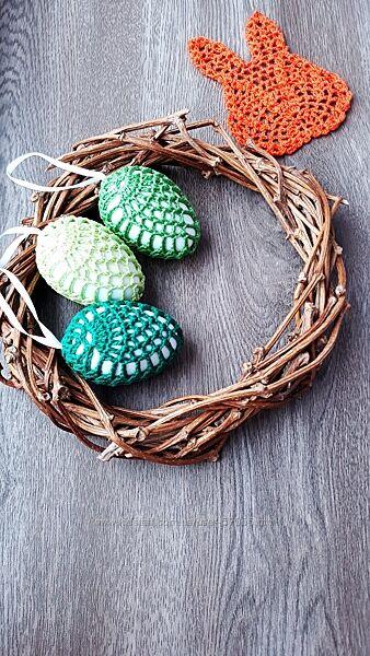 Пасхальные яйца, пасхальные подвески, пасхальный декор