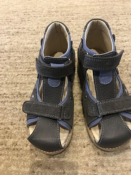 Ортопедические сандалии для мальчика Orthobe р 30