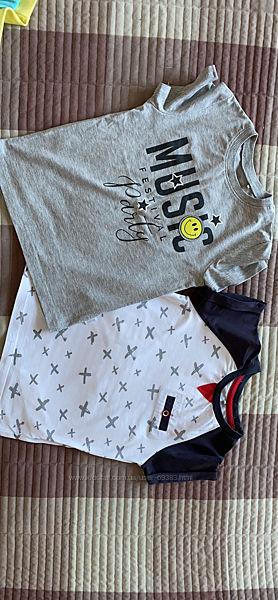 Летние футболки для мальчика