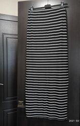 юбка в пол из вискозы на резинке atmosphere р. S-M