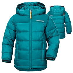 Didriksons Laven Kids зимняя куртка на рост 120