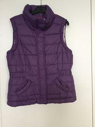Тёплый  жилет H&M - рост 146-152 см