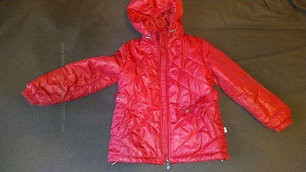 Куртка демисезонная р.122