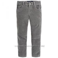 стрейчевые штаны вельвет mayoral разм. 98 сост. новых