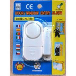 Сигнализация на дверь или окно   видеокамера обманка