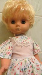 кукла ГДР блондинка