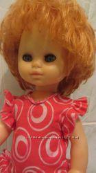 Кукла СССР рыжулька