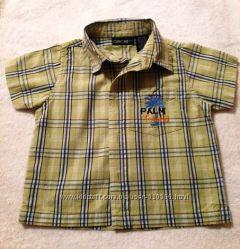 Яркая летняя рубашка Cherokee идеальное состояние