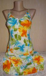 Летний сарафан с цветочным принтом Danza в идеальном состоянии 42-44 размер