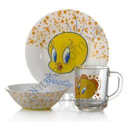 Подарочные наборы детской посуды Pasabahce
