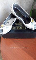 Балетки BURBERRY