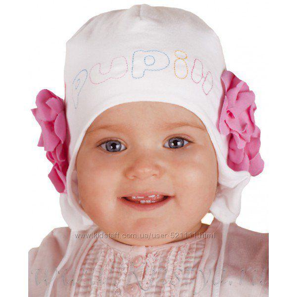 Шапочка Pupill BELLA р. 46- 48 Польща шапка