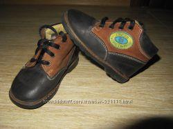 Chicco Италия кожаные ботинки 21р. кожа. осень-весна кроссовки